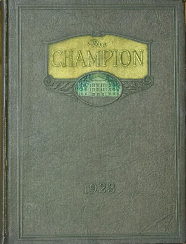 The Champion 1923
