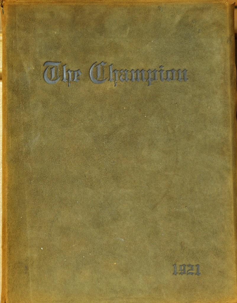 The Champion 1921