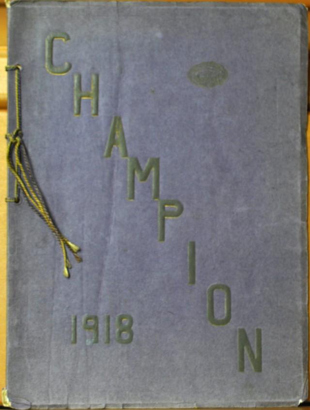 The Champion 1918