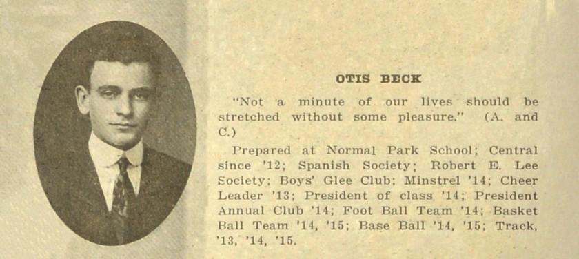 Otis Beck