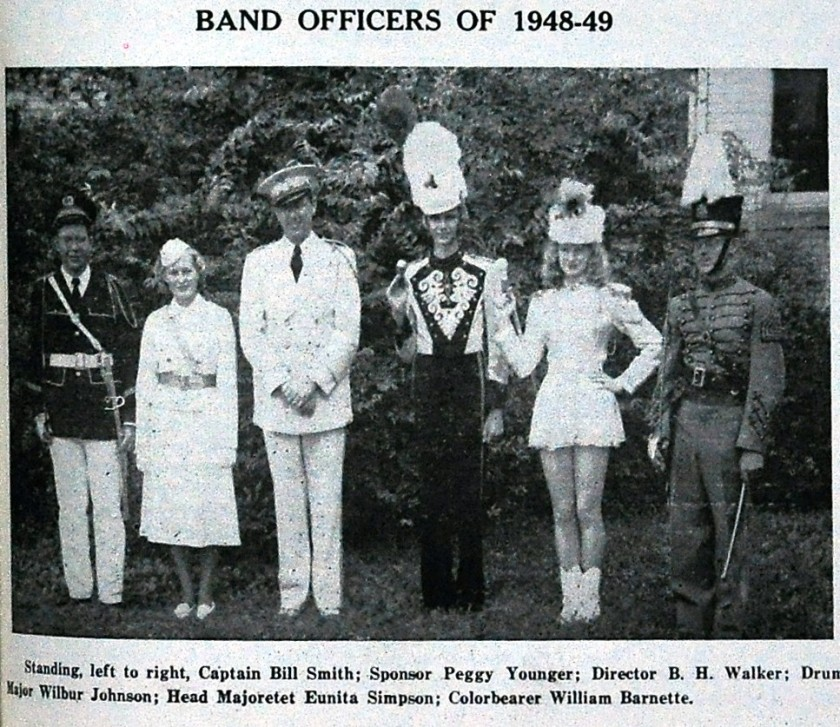 Band Officers